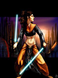 Princess Leia by GabrielMelo.deviantart.com
