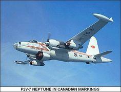 P2V-7 Neptune Canada