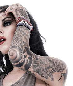 Godmother of tattoos