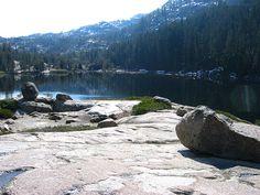 Bear Lake, Emigrant Wilderness backpacking trip