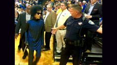 Prince - Police Escort Golden State Warriors Game