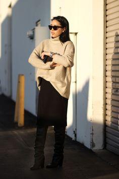 Nicole Pham #streetstyle #fashionblogger