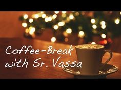 Coffee Break with Sr. Vassa Turning Things Around on Christmas Coffee Break, Connection, Things To Come, Christmas, Turning, Russian Orthodox, Orthodox Christianity, Youtube, Nun