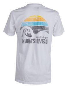 Quiksilver Sunblock Tee // Classic surf style