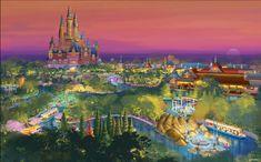Fantasyland, Shanghai Disneyland