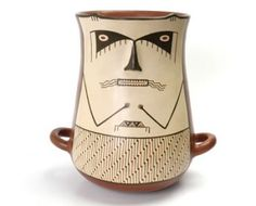 La cerámica diaguita es lejos lo más contemporáneo de lo precolombino. Porcelain Ceramics, Ceramic Pottery, Pueblo Pottery, Sculpture, Native Art, Old Art, Clay Projects, Flute, Old World