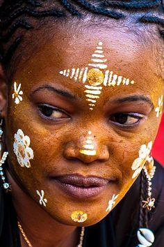 Women Faces | Nosy Iranja Island | Madagascar
