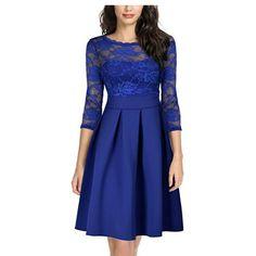 Plus Size Maxi Dresses, Short Sleeve Dresses, Dresses With Sleeves, Long Sleeve, Very Short Dress, Blue Party Dress, Lace Bridesmaids, Bridesmaid Dresses, Cosplay Dress