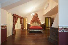 Beautiful and #elegant #bedroom in #Rome