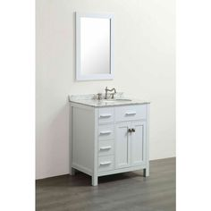Everyday Cabinets Grey Shaker 30 Inch Single Sink Bathroom Vanity Cabinet  By Everyday Cabinets | Bathroom Vanity Cabinets, Reward And Bathroom  Vanities