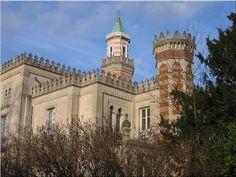 La Douëra, Minaret maison de Charles Cournault, Nancy, 1856