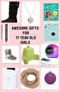 Are You Asking What Should I Buy A 17 Year Old Girl For Birthday Or Christmas Gift There Tons Of Fab Suggestions Girls Below