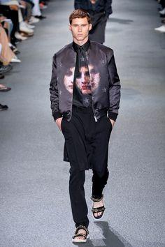 Givenchy - Menswear SS13