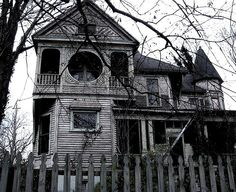 Abandoned House in upper-state New York