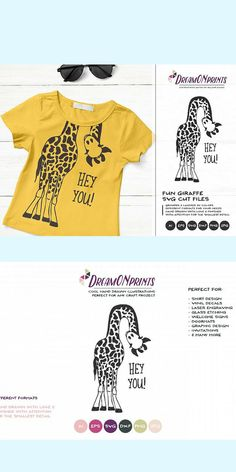 Free Giraffe SVG - Free SVG - Free Cut File Creative Scrapbooking Ideas If you are looking for a cre Vinyle Cricut, Cricut Vinyl, Svg Files For Cricut, Free Svg Cut Files, Silhouette Machine, Silhouette Files, Plotter Silhouette Portrait, Scan And Cut, Cricut Tutorials