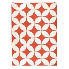 I pinned this Geo Rug from the A Pop of Color event at Joss and Main!