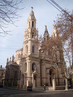 Isabel La Católica y Pinzón. Iglesia Santa Felicitas. Skyscrapercity.com