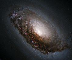 Sleeping Beauty Galaxy
