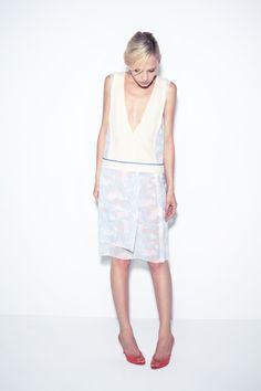 LEP LUSS 2012 spring & summer collection look | coromo