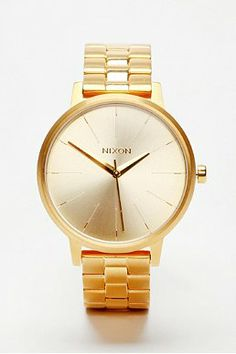 Nixon Kensington Rose Gold Watch - Urban Outfitters Mens Sterling Silver Necklace, Blue Topaz Necklace, Sterling Silver Cross Pendant, Silver Pendant Necklace, Silver Ring, Armani Watches For Men, Kensington, Gold Everything, Michael Kors Jewelry