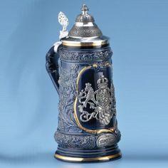 Ceramic #German #Beer Stein ($160)
