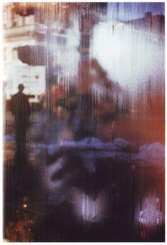 Saul Leiter, Street Scene, 1959.