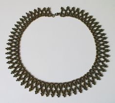 irisz bronz nyaklánc Diamond, Beading, Necklaces, Bead, Diamonds, Beads, Beaded Embroidery