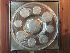 Crystal Coins Plate 1964 Edition | eBay