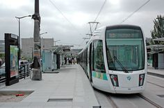 Pre-visit on the T3 tramway