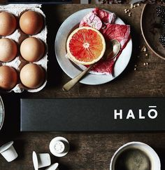 Start your day off properly. Enjoy your weekend. Good Morning, Morning Start, Enjoy Your Weekend, Lazy Days, Espresso Latte, Coffee, Vegetables, Breakfast, Halo