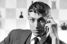 Bobby Fischer - Born in Chicago, but raised in Brooklyn, New York, Fischer was the only American to ever claim the mantle of world chess champion. He also went pretty nuts.