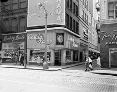 Candy Rama - a Pittsburgh landmark and favorite destination of mine until 2005
