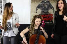 Dans la rubrique les madmoiZelles sont formidables, on a rencontré Lucie, Élisa et Juliette, troisamies d'enfance chanteuses et musiciennes assez exceptionnelles ! Les filles avaient posté leur vidéo sur notre Facebook, et à la rédac, on est tombés complètement fans de leur trio ! On les a fait venir au bureau avec leur violoncelle pour [...]