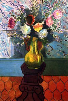 Henri Matisse - Dahlias, 1928