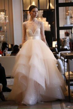 stunning v-neck wedding sexy luxury Evening stunning beading sexy wedding beading bridal dress long sleeve 2018 - Prettiest Pink Wedding Dresses In Different Styles Luxurious Princess Vestido de Noiva Ball Gown Wedding Dresses Bridal Pink Wedding Dresses, Bridal Dresses, Dress Wedding, Tulle Wedding, Couture Wedding Dresses, Bridesmaid Dresses, Prom Dresses, Wedding Colors, Wedding Gown Ballgown