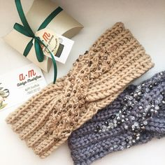 Exceptional Stitches Make a Crochet Hat Ideas. Extraordinary Stitches Make a Crochet Hat Ideas. Easy Crochet Headbands, Knitted Headband, Knitted Hats, Knitting Patterns, Crochet Patterns, Loom Knitting, Bandeau Crochet, Crochet Baby, Knit Crochet