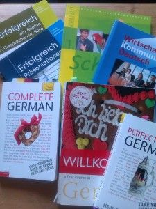 Teach yourself German ... with a little help