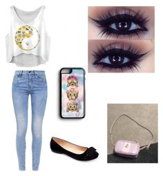 Just a day!!! by breezypeach on Polyvore featuring polyvore, fashion, style, G-Star, Machi and Samsung