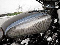 Honda Tiger - Bom-Bom Data Spesifikasi Ban depan          : Swallow 117 120/80-18 Ban belakang       :Swallow 11...