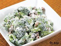 Broccoli Salad Recipe - DrAxe.com
