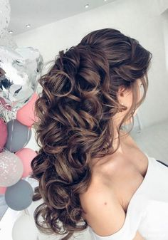 100 Wow-Worthy Long Wedding Hairstyles from Elstile | Hi Miss Puff - Part 23