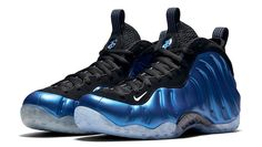 2016 Nike Air Foamposite Royal Blue XX size 12. 893520-500. one penny
