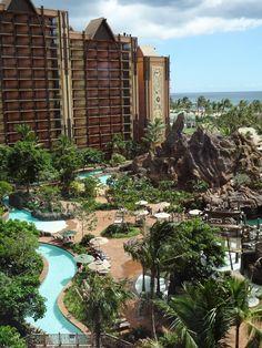 Aulani Disney resort and spa. I want to gooo!
