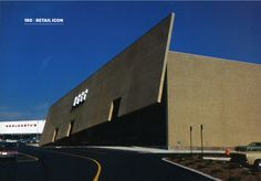 Best Products Company building by architect James Wines of SITE