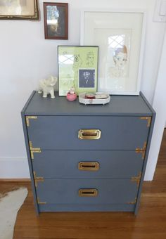 Ways to Renovate a Chest of Drawers