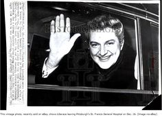 """Do you know the ghost story about Liberace and the Pittsburgh hospital that saved his life in 1963?  He basically collapsed on stage of poisoning from the chemicals used to clean his costumes. While hospitalized near death at St. Francis Hospital he had a """"visit"""" from a nun no one could identify. Liberace's life was saved by an early use of dialysis and he remained a benefactor of the hospital until his death in 1987."""