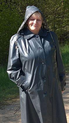 Rain Cape, Rubber Raincoats, World Best Photos, Rain Wear, Rain Jacket, Windbreaker, Women Wear, Womens Fashion, How To Wear