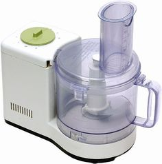 How to Use a Food Processor. It slices, it dices, it juliennes - in the everyone rushed out to buy a food processor. But the miracle machine for the kitchen ended up. Cooking Appliances, Small Kitchen Appliances, Cooking Utensils, Cuisinart Food Processor, Food Processor Recipes, Cheddar, Kitchen Reviews, Leaf Tv, Recipes
