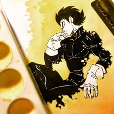 my art posts - When all is melted in blood all is reborn! Dbz, Goku And Vegeta, Son Goku, Dragon Ball Z, Ssj3, Manga, Tag Art, Anime Guys, Ideas