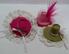 LAS MINIS DEL BOSQUE: Sombreros